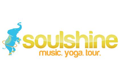 Soulshine Yoga & Music Tour logo