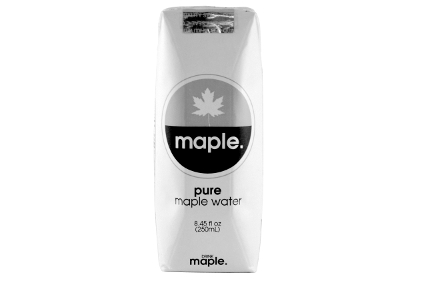 Maple. water