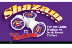 Shazam Coffee