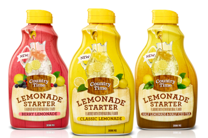 Country Time Lemonade Starters