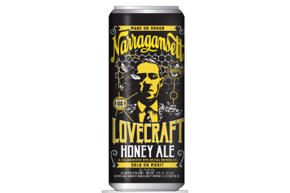 Lovecraft Honey Ale inbody