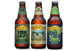 Sierra Nevada Hop Hunter IPA, Nooner Pilsner and Hoppy Lager