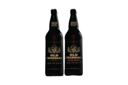 2015 Stone Old Guardian Barley Wine and 2015 Stone Old Guardian Barley Wine �¢?? Extra Hoppy