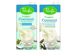 Pacific Organic Coconut non-dairy beverages