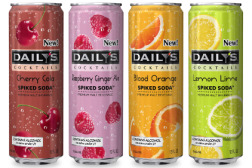 Daily's Spiked Sodas
