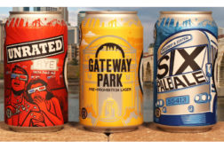 612Brew craft beer in cans
