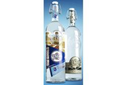 360 Vodka Kansas City Royals limited-edition packaging