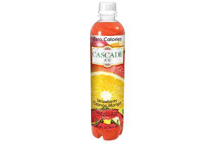 Cascade Ice Strawberry Orange Mango
