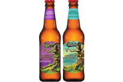Angry Orchard Hop'n Mad Apple and Summer Honey