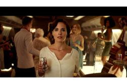 """Diet Coke """"Get A Taste"""" campaign's """"Economy Class"""" commercial"""