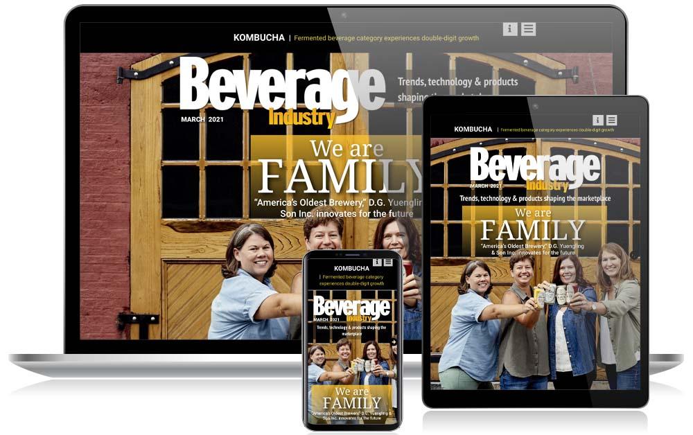 Beverage Industry Homepage