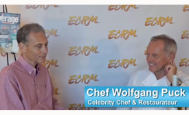 Wolfgang Puck interview
