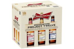 Consumers select three new Budweiser beers for Project 12 sampler pack