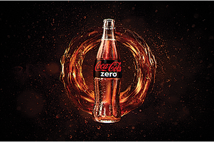 Coke Zero Liquid Dream