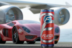 Fuga energy drinks