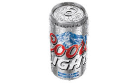 Coors Light can