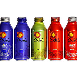 Vuka LLC bottle