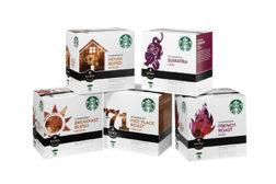 Starbucks Kcups