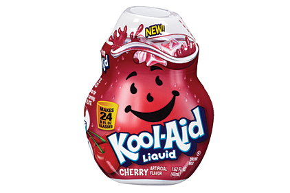 KoolAid cherry