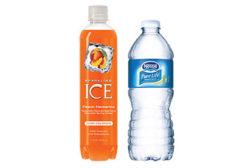 NestleWater sparkling ice peach nectarine