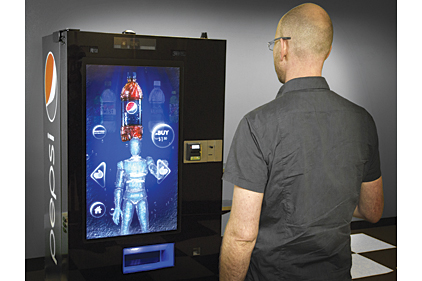 next generation vending machine