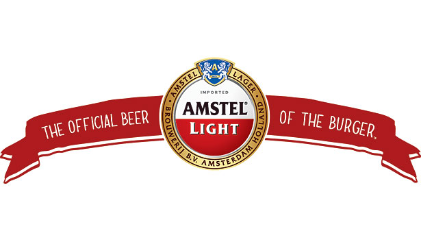 Amstel Light burger