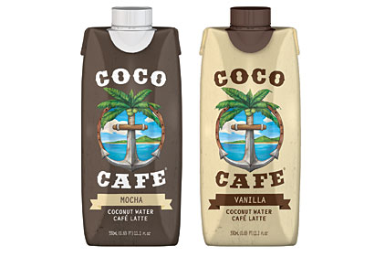Coco Cafe Mocha Vanilla coffee