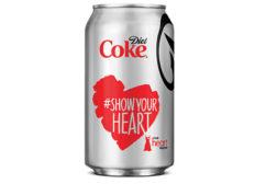 Diet Coke Show Your Heart