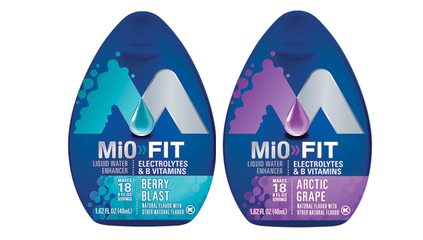 Mio Fit Berry Blast