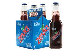 Zevia 4pk soda