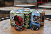 Revolution Brewing cans