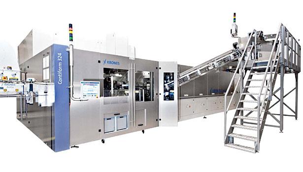 bottle manufacturing machine cost
