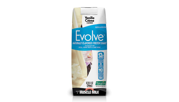 Muscle Milk's Evolve