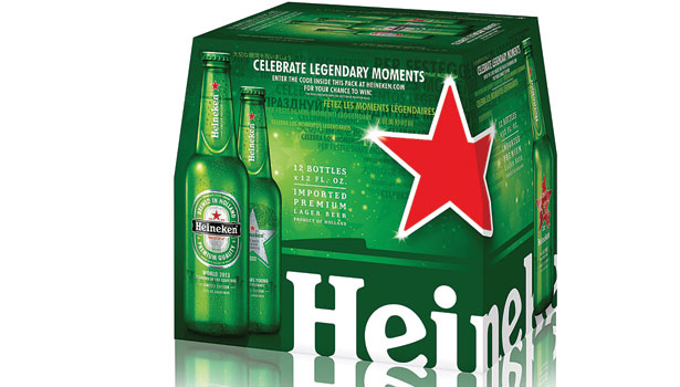Holiday Heineken