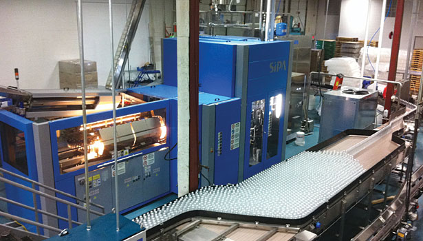plastic bottle manufacturing process pdf