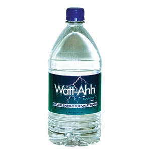Watt-Ahh bottle