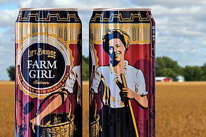 LiftBridge Farm Girl beer