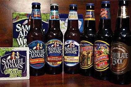 Craft beer brands highlight food pairings 2013 09 16 for Best craft beer brands