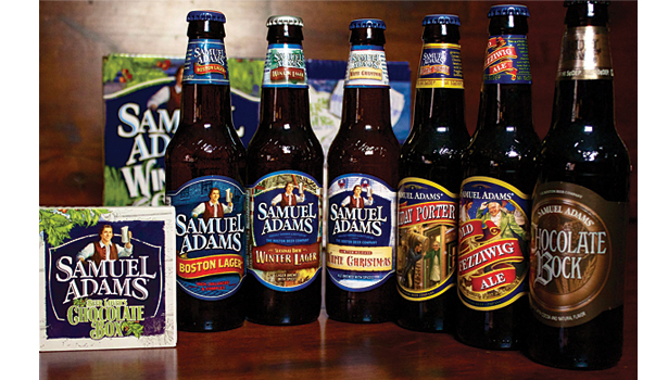 Sam Adams Chocolate Box