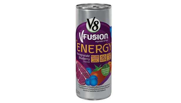 V8Energy Pomegranate Blueberry