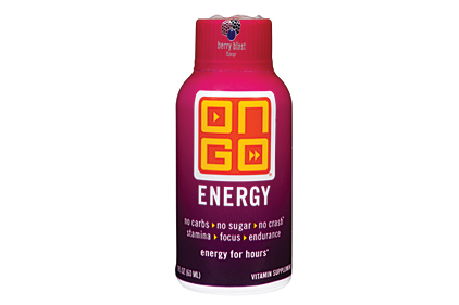 Ongo energy shrink sleeve