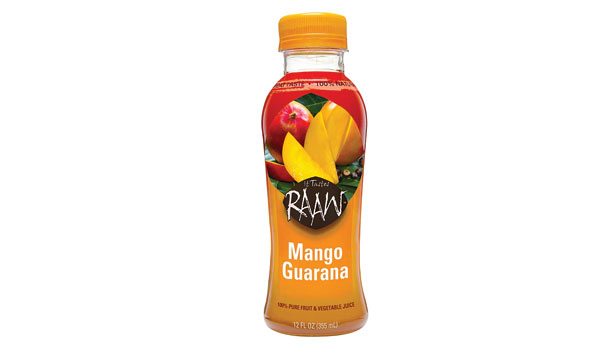 Raw Foods International mango guarana