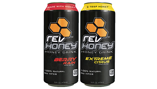 RevHoney natural energy