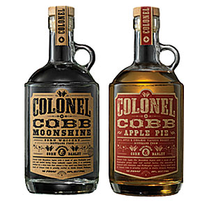 Colonel Cobb moonshine