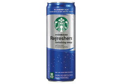 Starbucks Refreshers Blueberry Acai