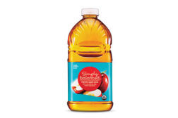 Simply Balanced organic apple juice