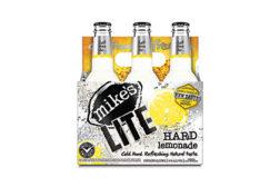 Mikes gluten-free hard lemonade