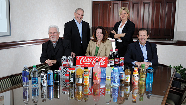 Swire Coca-Cola bottler of the year