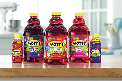 Motts juices