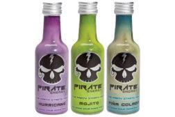 Pirate Energy drinks